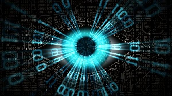 Binary Data Eye-AdobeStock_171462435