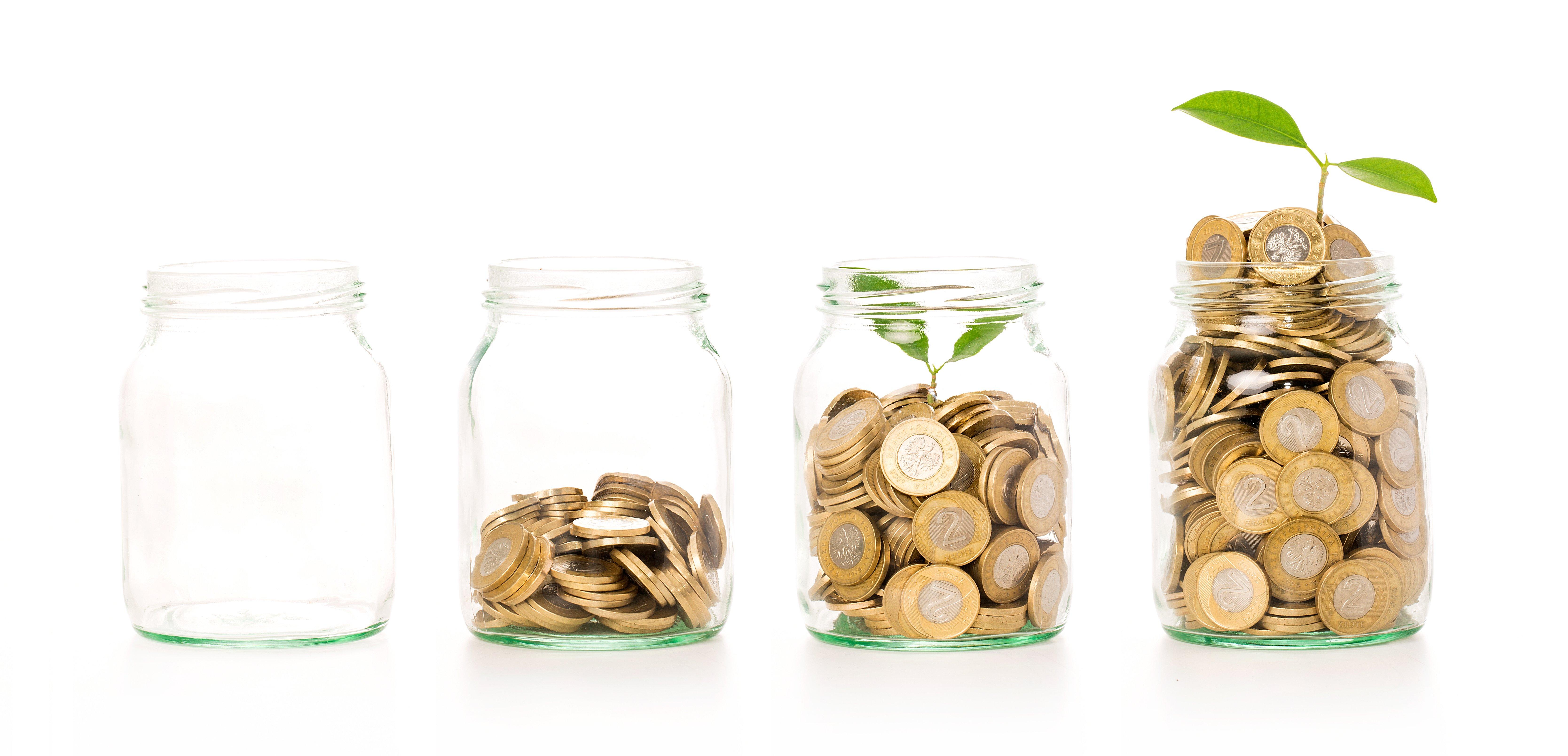 Money Growing in Jar-AdobeStock_104059872